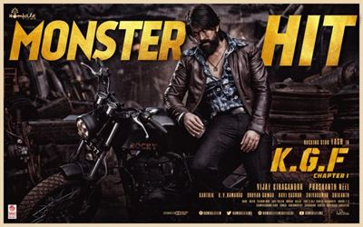 K G F Chapter 1 (2018) Hindi Movie HDRip